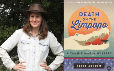 Q&A With Sally Andrew, Author of Death on the Limpopo