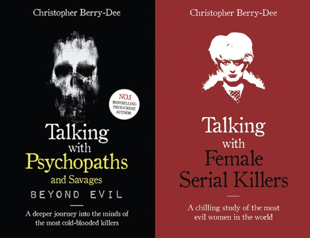 Face To Face with Evil: Two Studies by Christopher Berry-Dee