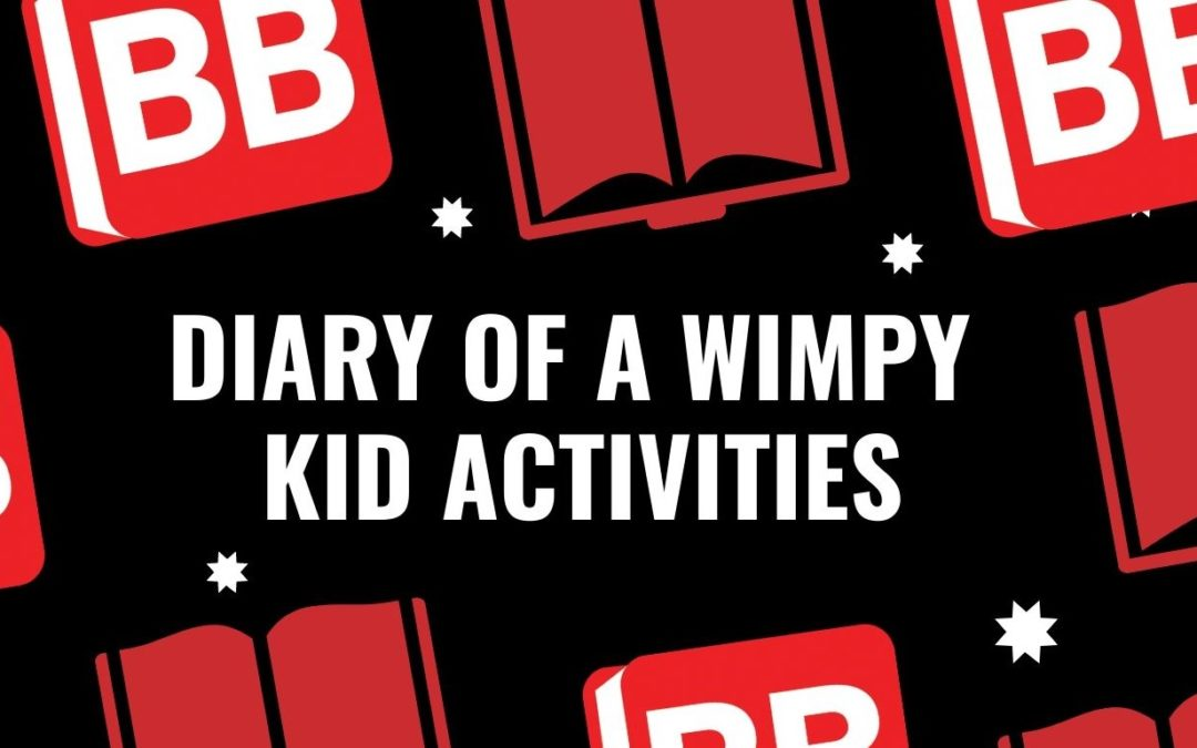 Diary of a Wimpy Kid activities