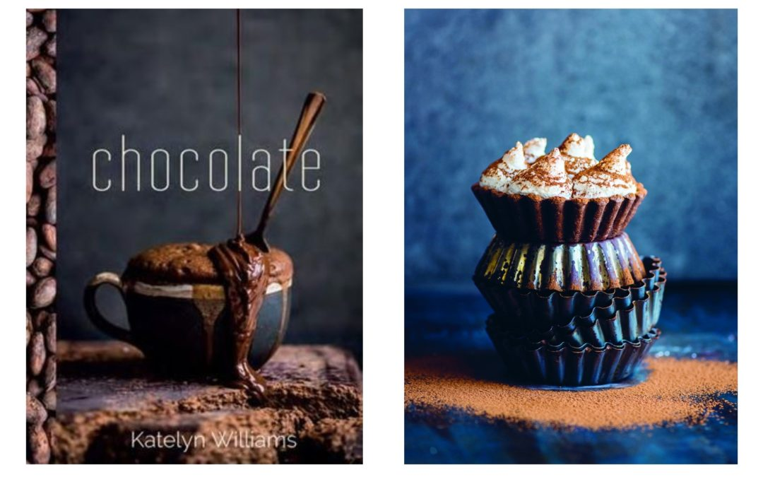 Recipes from Chocolate by Katelyn Williams