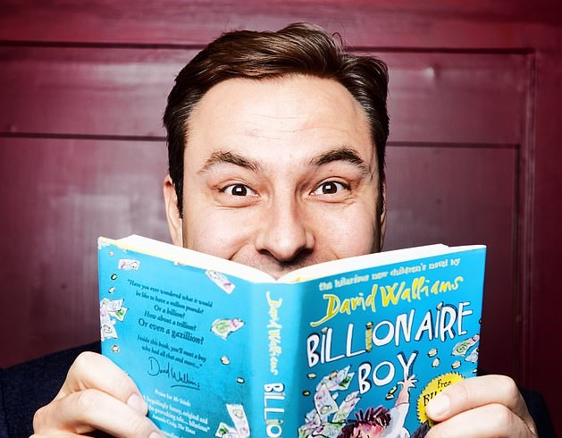 David Walliams activities