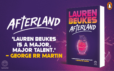 Lauren Beukes and Her New Novel, Afterland