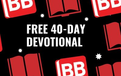 One Step at a Time Free 40-Day Devotional