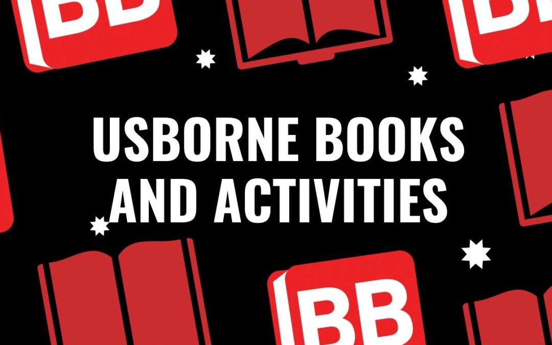 Usborne books and activities for 5 – 8 year olds