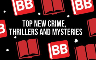 Top New Crime Thrillers and Mysteries at Bargain Books