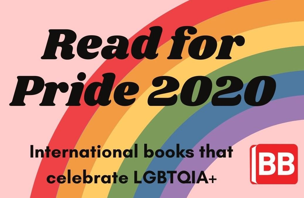 International Books for Pride Month