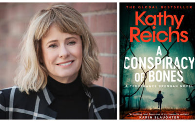 Interview with Kathy Reichs