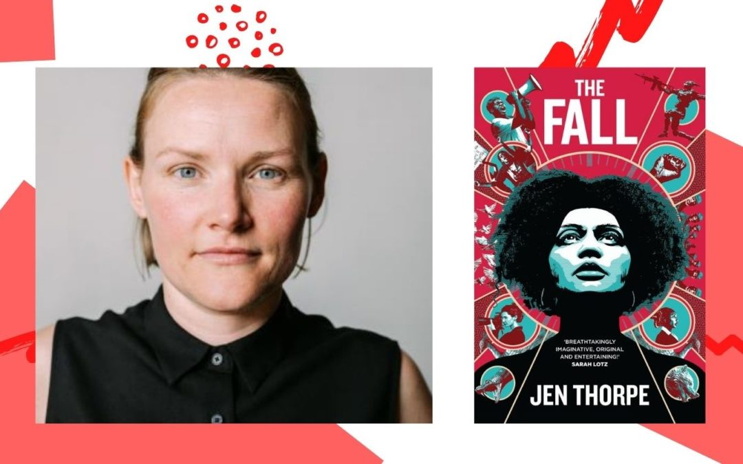 Interview with Jen Thorpe, author of The Fall