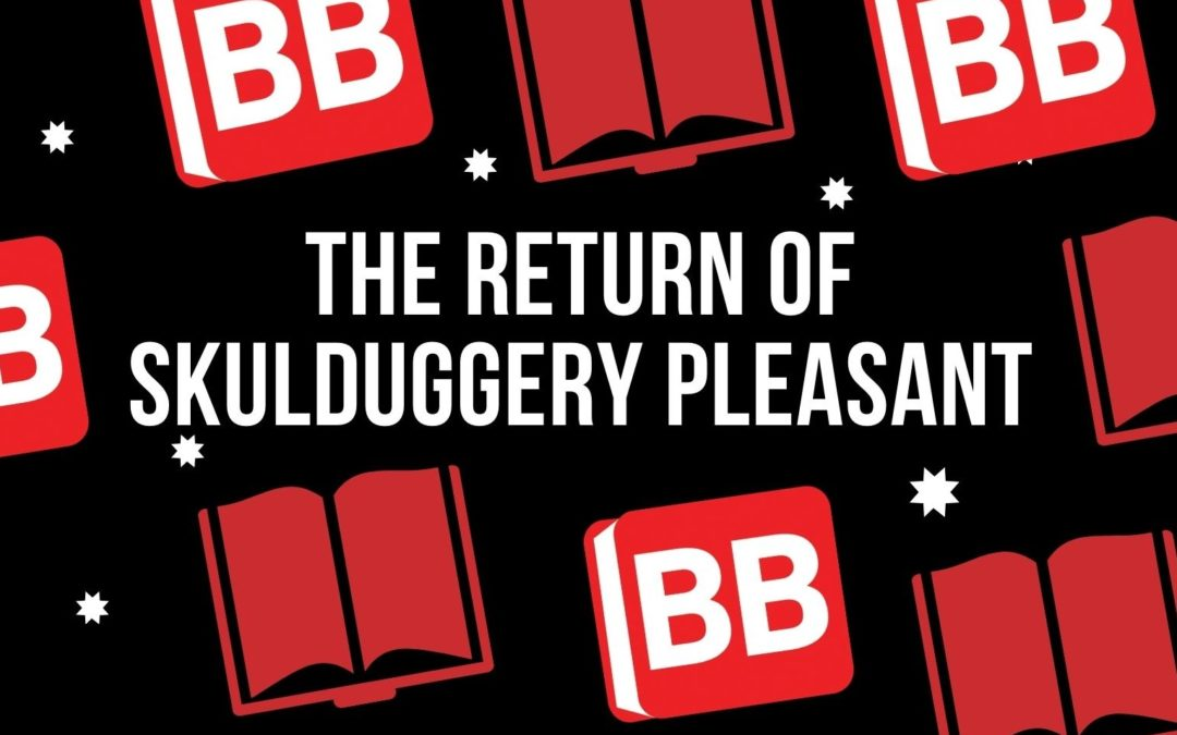 The Return of Skulduggery Pleasant
