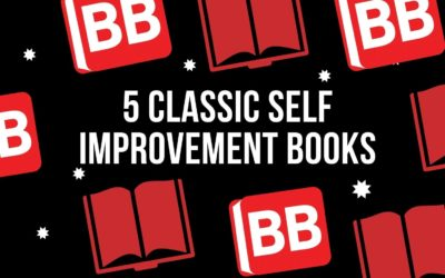 Five Classic Self-Improvement Books that Have Become Lifelong Favourites
