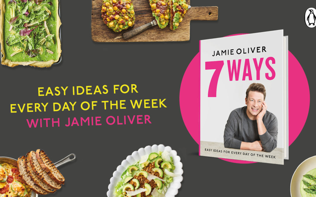 Jamie Oliver Cookbooks that Need Adding To Your Kitchen Bookshelf