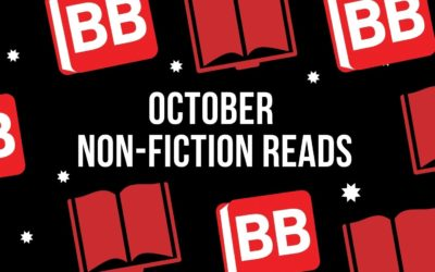 A Selection of this Month's Popular Non-Fiction Reads