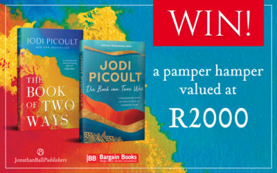 Jodi Picoult and The Book of Two Ways