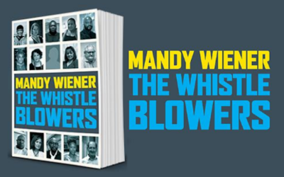 Mandy Wiener and The Whistle Blowers