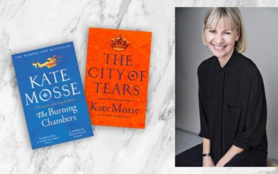 Kate Mosse and Her New Novel: The City of Tears