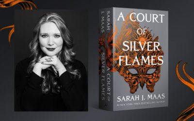 Sarah J. Maas: A Court of Silver Flames