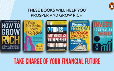 Books to help you prosper and grow rich!