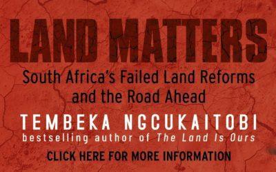 Land Matters by Tembeka Ngcukaitobi