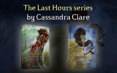 A New Addition to Cassandra Clare's Latest Series