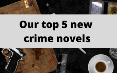 New Novels from Some Huge Names in Crime Fiction