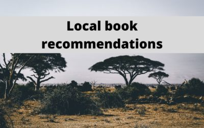 5 Books By Local Authors
