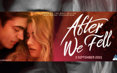 The After Series by Anna Todd and the Upcoming Movie