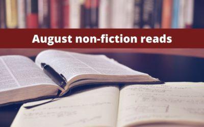 August Non-Fiction