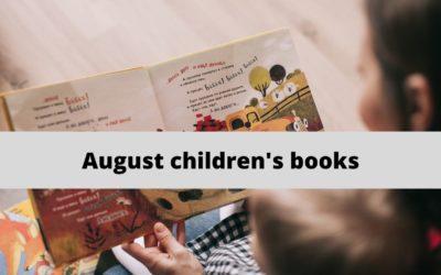 August Children's Books
