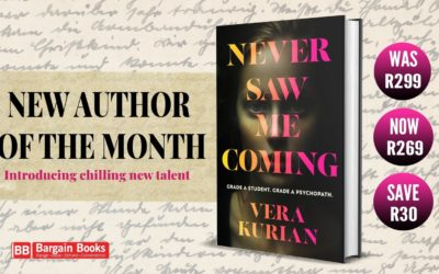 September New Author of the Month