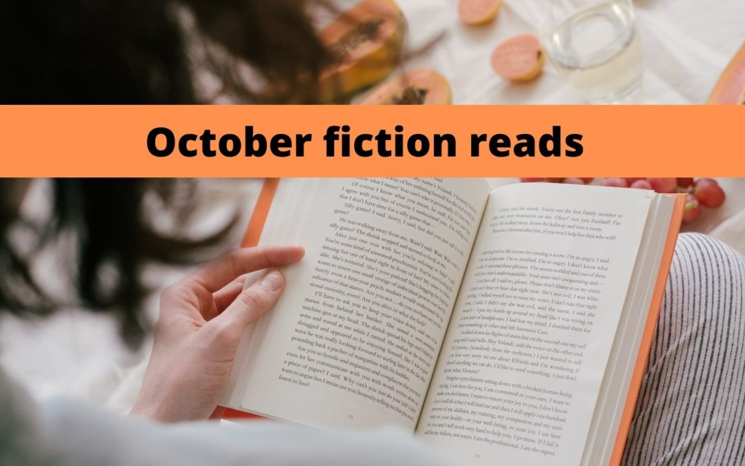 October Fiction Recommendations part 2