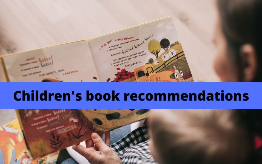 October reads for kids